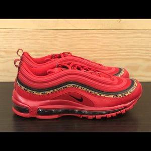 Nike Air Max 97 WM Red Leopard Pack